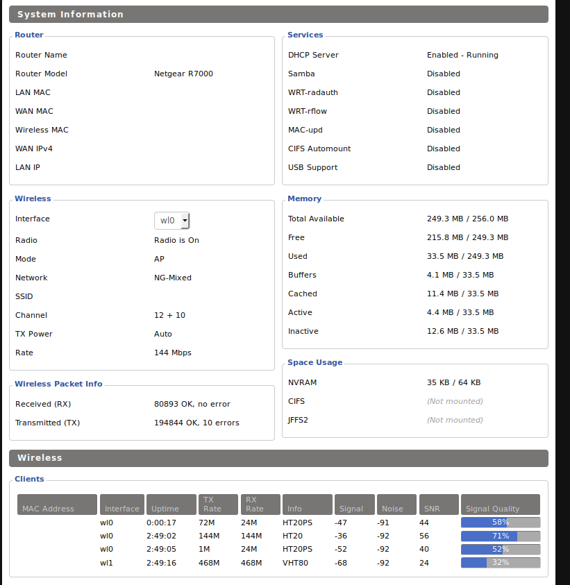 DD-WRT Forum :: View topic - How I get AC 1300 Mbps on my